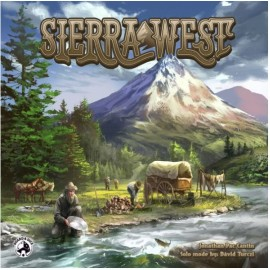 Sierra West boardgame