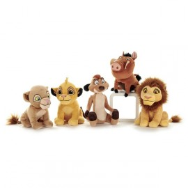 The Lion King plush 30cm assort 5 p