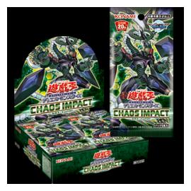 Yu-Gi-Oh! Chaos Impact booster display (24)