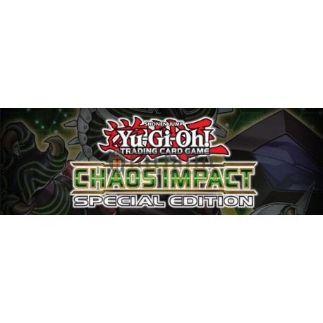 Yu-Gi-Oh! Chaos Impact special ed. display (10)