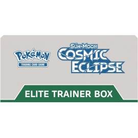 Pokémon Sun & Moon 12 Cosmic Eclipse Elite Trainer Box