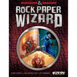 D&D Rock Paper Wizard boardgame