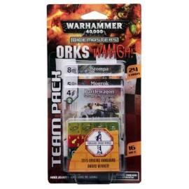 Warhammer 40,000 Dice Masters: Orks Waaagh! Team Pack