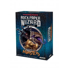 Rock Paper Wizard: Fistful of Monsters Expansion