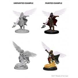 D&D® Nolzur's Marvelous Miniatures: Aasimar Female Wizard