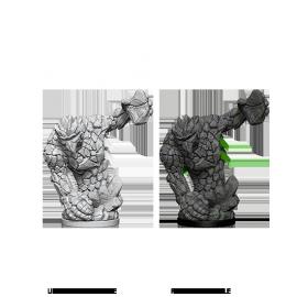 Pathfinder Battles™ Deep Cuts™ Unpainted Miniatures: Medium Earth Elemental