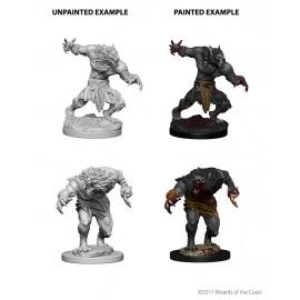 D&D® Nolzur's Marvelous Miniatures: Werewolves