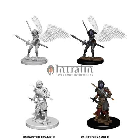 D&D® Nolzur's Marvelous Miniatures: Aasimar Female Paladin