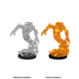 Pathfinder Battles™ Deep Cuts™ Unpainted Miniatures: Medium Fire Elemental