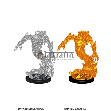 Pathfinder Battles™ Deep Cuts™ Unpainted Miniatures: Medium Fire Elemental