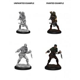 WizKids Deep Cuts™ Unpainted Miniatures: Bandits