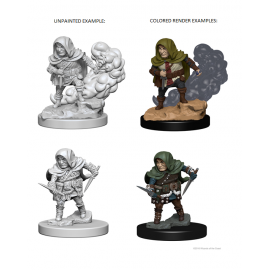 D&D Nolzur's Marvelous Miniatures: Halfling Male Rogue