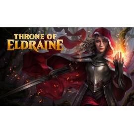 MTG Throne of Eldraine Planeswalker Deck Display (6) English