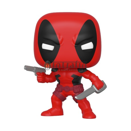 Marvel: 80th - First Appearance: Deadpool