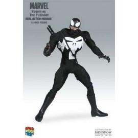 "Venom as Punisher 12"" RAH Figure"