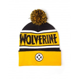 X-MEN - WOLVERINE BEANIE WITH POMPOM