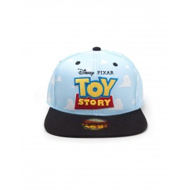 TOY STORY - CLOUDS LOGO SNAPBACK CAP