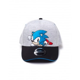 SONIC - MELANGE CURVED BILL CAP