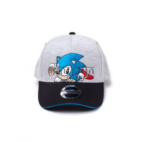 SONIC - MELANGE CURVED BILL CAP