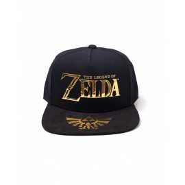 ZELDA - THE LEGEND OF ZELDA SNAPBACK CAP