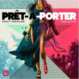 Pret-a-Porter boardgame 3rd edition