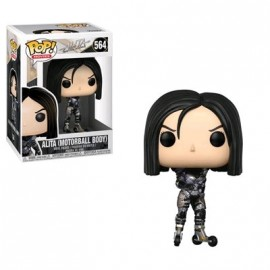 Movies 564 POP - Alita Battle Angel - Alita Motorball