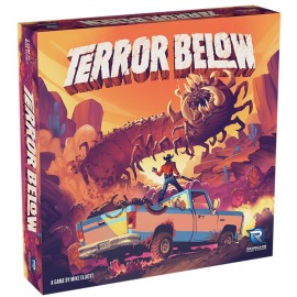 Terror Below Board Game