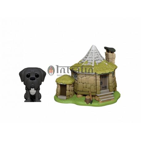 Town: HP - Hagrid's Hut w/ Fang