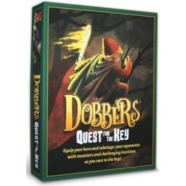 Dobbers: Quest for the Key (boxed card game)