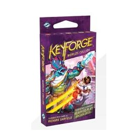 Worlds Collide Deck Display: KeyForge