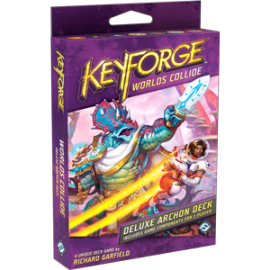 Worlds Collide Deluxe Deck: KeyForge