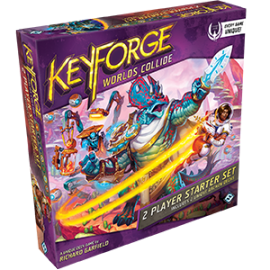 Worlds Collide 2 Player Starter Set: KeyForge