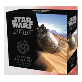 Star Wars: Crashed Escape Pod Battlefield Expansion