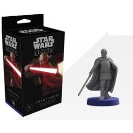 Star Wars: Legion Count Dooku Commander Expansion