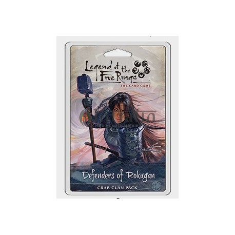 Legend of the Five Rings LCG: Defenders of Rokugan Clan Pack