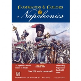 C&C Napoleonic Wars 4th Printing