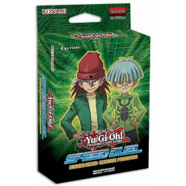 Yu-Gi-Oh! Speed Duel starter Ultimate Predators display