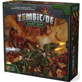 Zombicide Invader: Dark Side (Retail of Kick Starter)