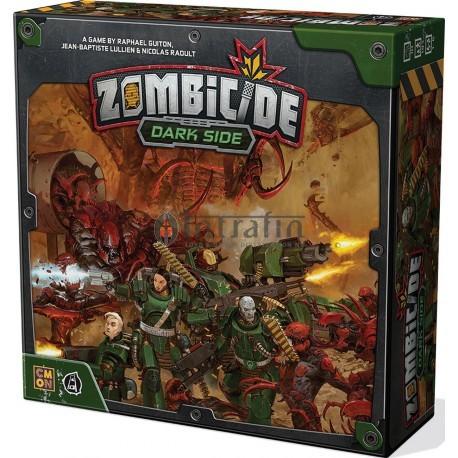 Zombicide Invader: Dark Side (Retail of Kick Starter)