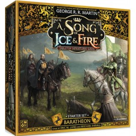 Song of Ice and Fire: Baratheon Starter Set