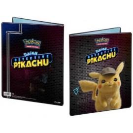 Pokémon Pikachu Detective 2019 9-Pocket Portfolio