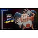 Pokémon Pikachu Detective Mr Mime 2019 Play Mat