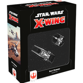 Star Wars X-Wing: Saw Renegades Expansion pack