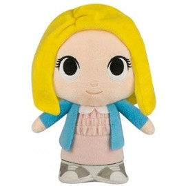 "Supercute Plush 12"" - Stranger Things - Eleven with Wig"