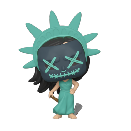 Pop Movies: The Purge - Lady Liberty (Election Year)
