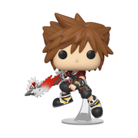 Disney: KH 3 S2 - Sora w/Ultima Weapon