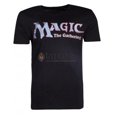Magic The Gathering LOGO MEN'S T-SHIRT - Large