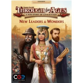 Through the Ages: New Leaders & Wonders Expansion