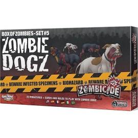 Zombicide Zombie Dogz companions