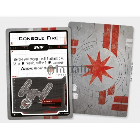 Star Wars X-Wing: Rebel Alliance Damage Deck